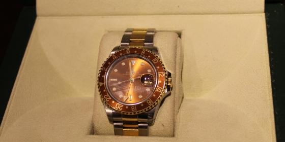 """Rolex GMT """"Occhio di Tigre"""" 1990 – VENDUTO"""