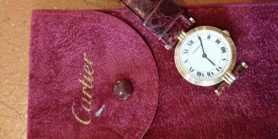 Cartier Vendome Vintage – Venduto