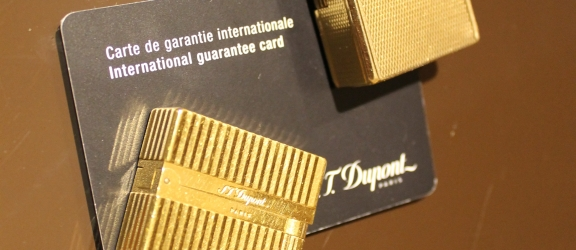 "Accendino ""Dupont"" – VENDUTO"