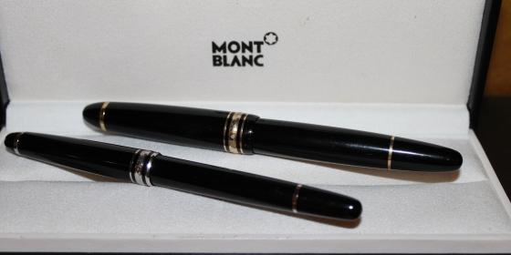 "Penna ""Mont Blanc"" – VENDUTA"