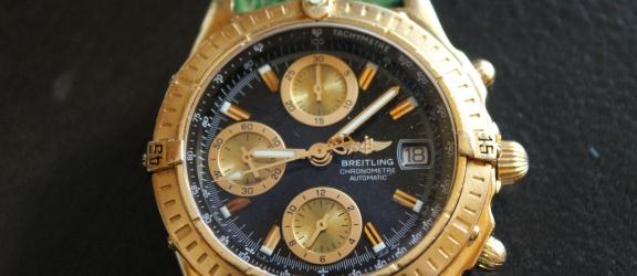 Breitling Chronometre 18 kt – VENDUTO