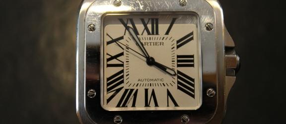 Cartier Santos 100 XL – VENDUTO