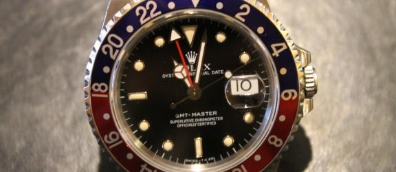 "Rolex GMT Master ""Pepsi"" – VENDUTO"