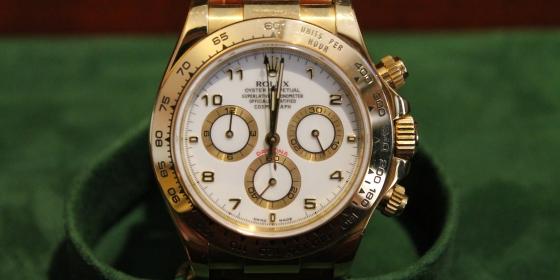 Rolex Daytona Cosmograph Ref. 116518- Venduto