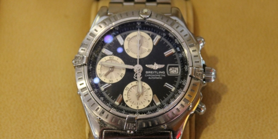 Breitling Chronomat Chronograph – VENDUTO
