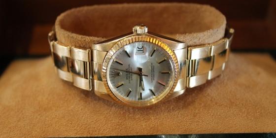 Rolex Datejust 31 mm – VENDUTO