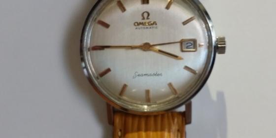 Omega Vintage Seamaster – VENDUTO