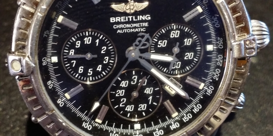 Breitling Shadow Flyback – Venduto