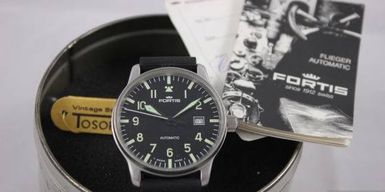 Fortis Flieger Automatic [Venduto]