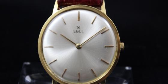 Ebel in oro degli anni'50
