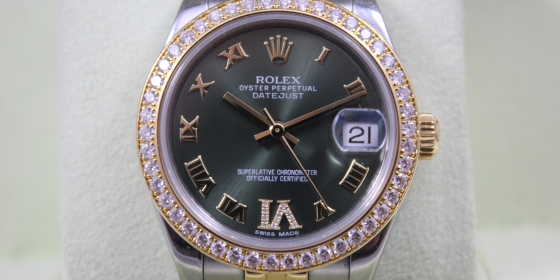 Rolex Lady Datejust REF 178383 [Venduto]