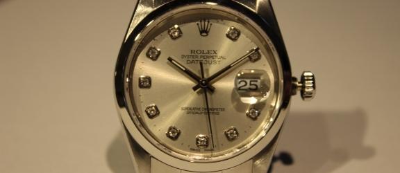 Rolex Datejust Ref 16200
