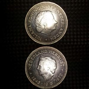 moneta 10 gulden 1970